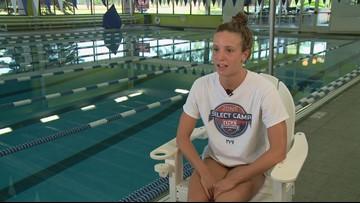 MN teen Regan Smith sets world record in 200-meter backstroke