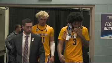 Gophers fall to Michigan State in second round of NCAA Tournament