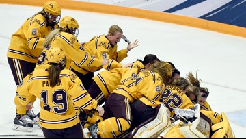 Women's hockey: Gophers to face Cornell in Frozen Four semifinal