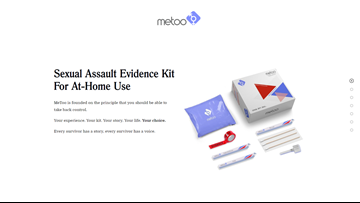 At-home rape kit raises red flags in Minnesota