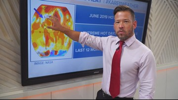 Sven Explains: Climate change and extreme weather events
