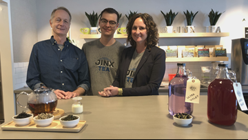 From tea on tap to growlers, Jinx Tea offers something different