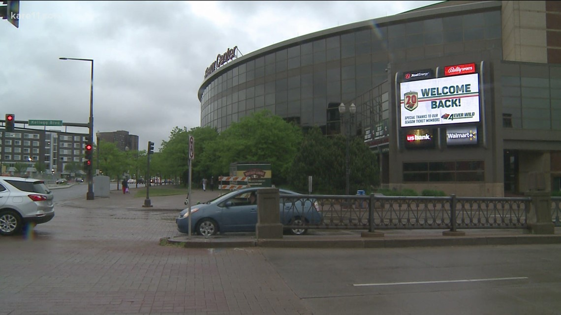 Wild fans prepare for first home playoff game since 2018