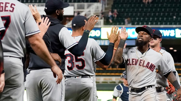 Cleveland cools down red-hot Twins 3-1