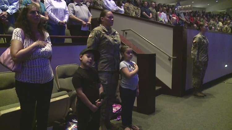 Nearly 700 Minnesota National Guard soldiers are set to deploy