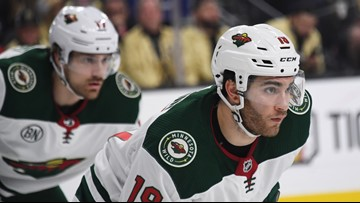 Desperate for speed, Wild juggles roster
