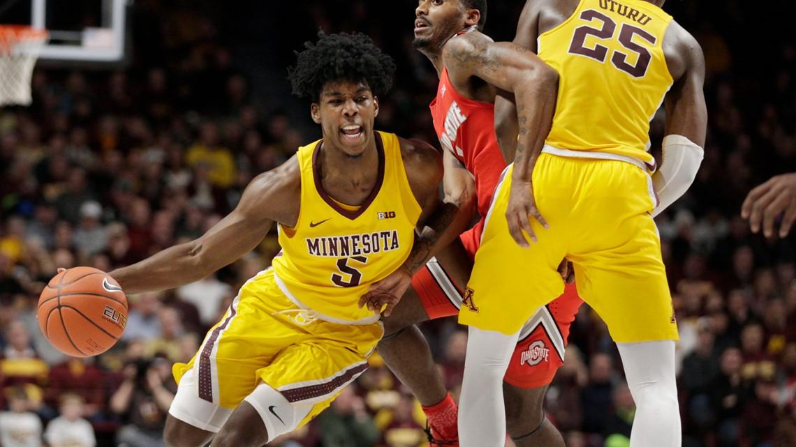 Minnesota knocks off No. 3 Ohio State 84-71