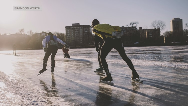Explore the winter wonder of The City of Lakes Loppet