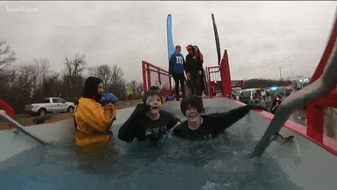 Polar Plunge goes mobile with help from Alexandria company