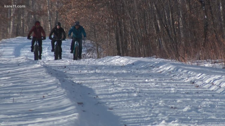 Fat-tire biking and more at Cuyuna Country Recreation Area