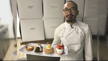 Pastry chef brings a taste of France to St. Paul