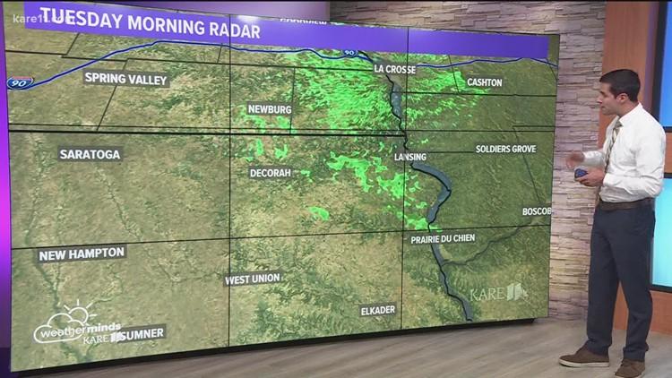 WeatherMinds: Migrating birds pop up on weather radar