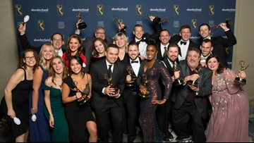 KARE 11 wins 21 regional Emmy Awards