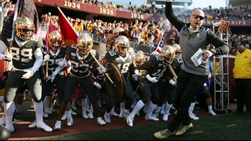 Gophers will play in Outback Bowl