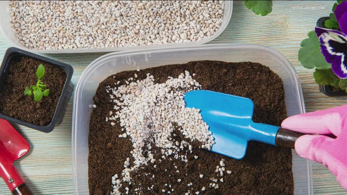 Grow with KARE: Do rocks improve drainage?