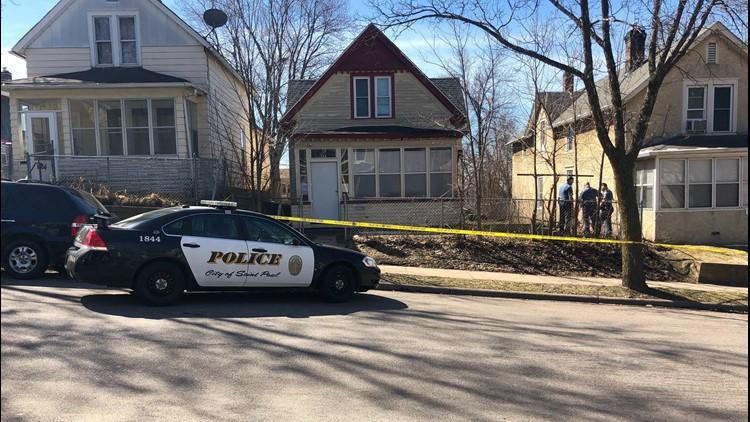 St. Paul shooting follows police pursuit