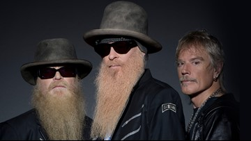 ZZ Top, Logic added to Grandstand at 2019 MN State Fair