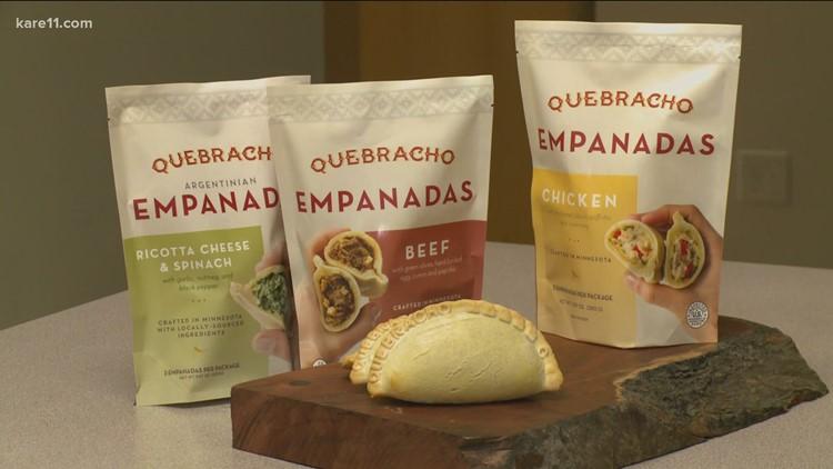 After pandemic pivot, 'Quebracho Empanadas' finds home in the frozen food aisle