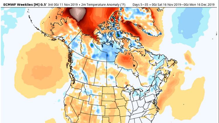 long range forecast 2 11-12-19
