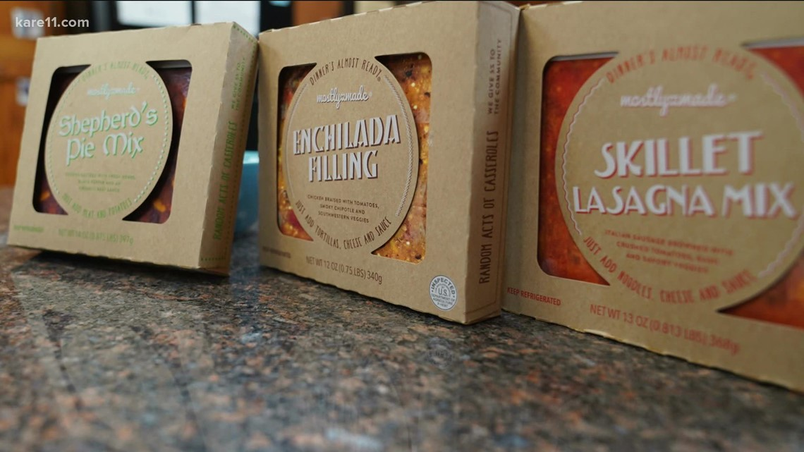 Minneapolis-based business aims to help cut cooking time