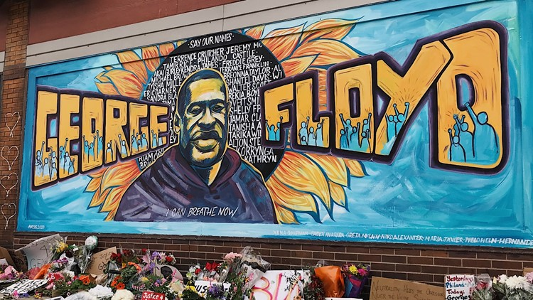 Petition calls for renaming Chicago Avenue for George Floyd | kare11.com