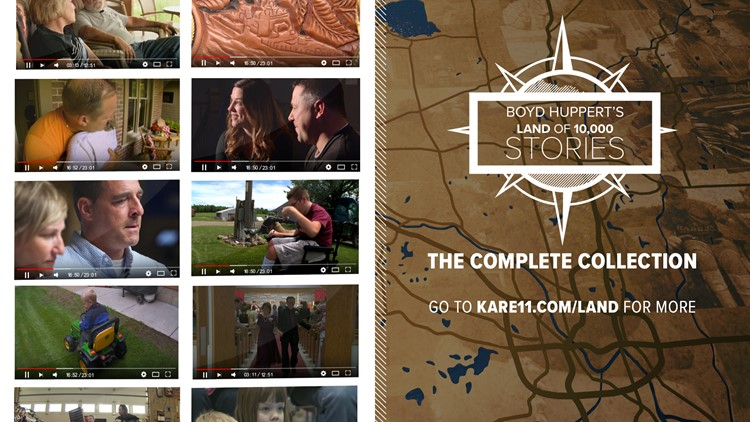 KARE 11 unveils 'Land of 10,000 Stories: The Complete Collection'