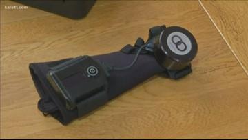 Sandwich Generation: High tech glove treats Parkinson's patients across the pond