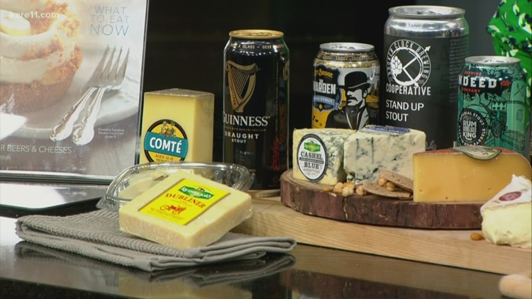 Kowalski's spills the suds on stout pairings
