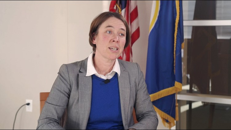 Claire Wilson says the MN Department of Human Services will propose statewide standards.