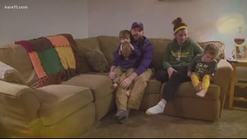 A House Divided: Andover family splits between Packers and Vikings