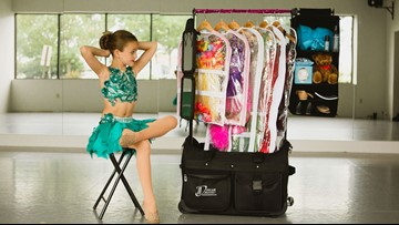 From dance competitions to pageants, 'Dream Duffel' eases travel stress