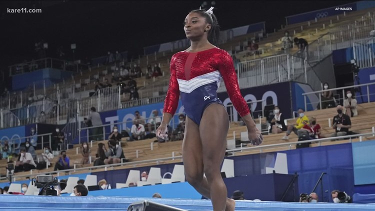 How to talk to your kids about Simone Biles, mental health and the stunning Team USA final heading to primetime
