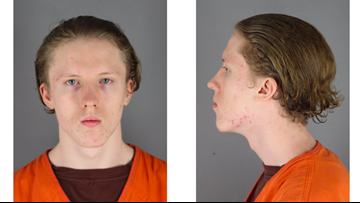 Coon Rapids teen to be tried as an adult in murder, robberies