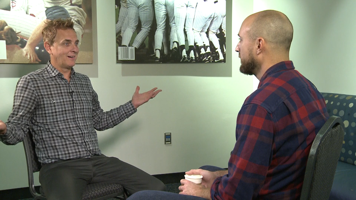 Perk chats with Rocco Baldelli about 2019 season