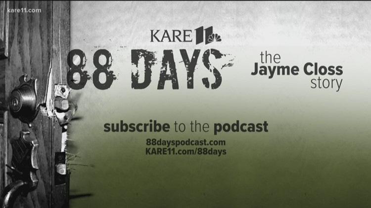 KARE 11 launches '88 Days: The Jayme Closs Story' podcast