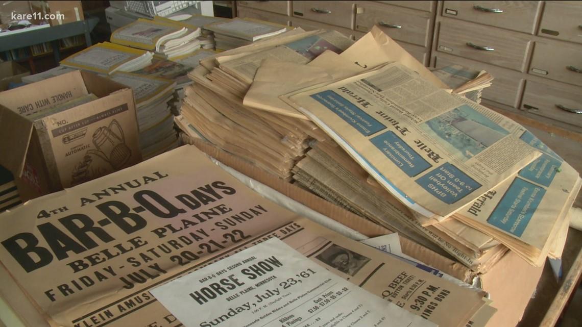 Communities that KARE: The Belle Plaine Herald