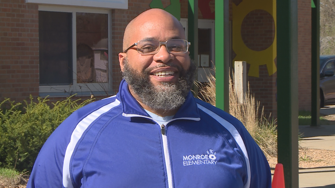 Black Men Teach Nonprofit Gifts Minneapolis Elementary School Teacher Thetis White With ,000 to Pay Off His Student Loans
