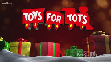 Toys for Tots 6 p.m. 12-4-2017