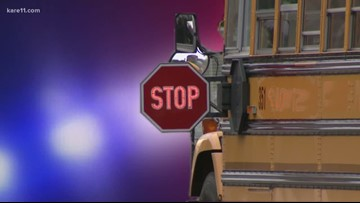 School bus stop arm violations up in some districts