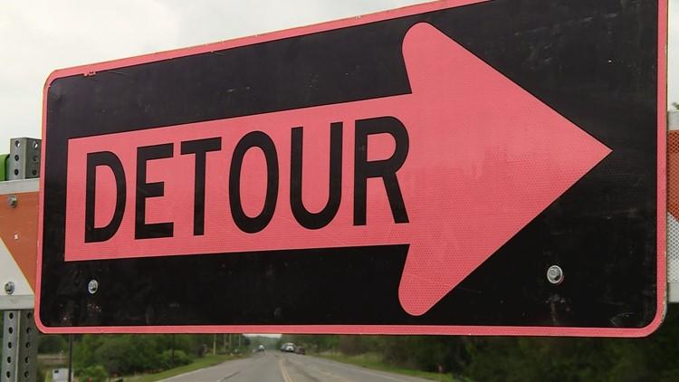 Grandma's Marathon drive features lane closures, slowdowns