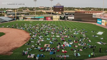 Sandwich Generation: AARP to hit home run with 'A League of Their Own' at CHS Field