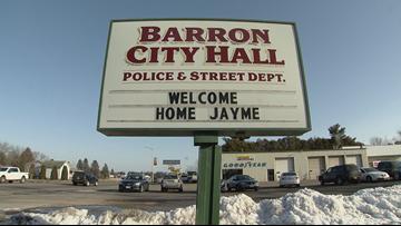 For weeks, Barron kept hope alive