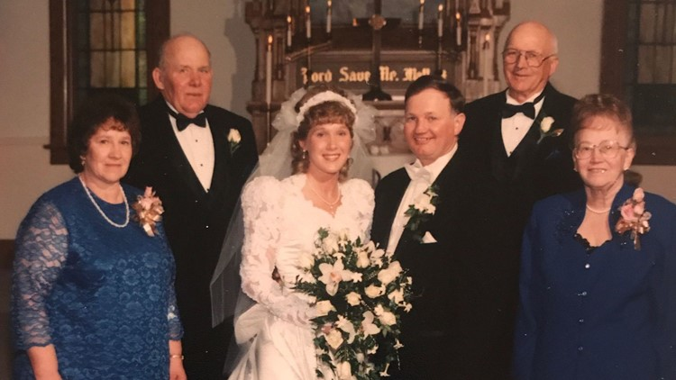 Gary Findlay wedding photo