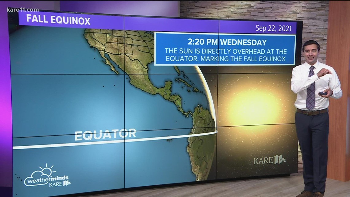 WeatherMinds: Fall officially kicks off
