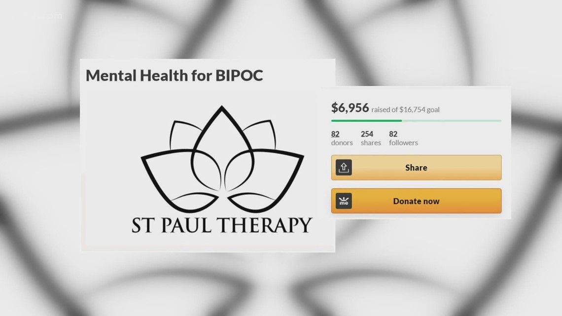 St. Paul therapist offers free mental health consults to BIPOC community