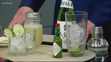 Sake making a splash for summer