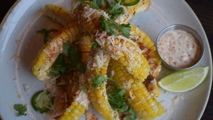 RECIPE: Sweet Corn Ribs from Red Rabbit