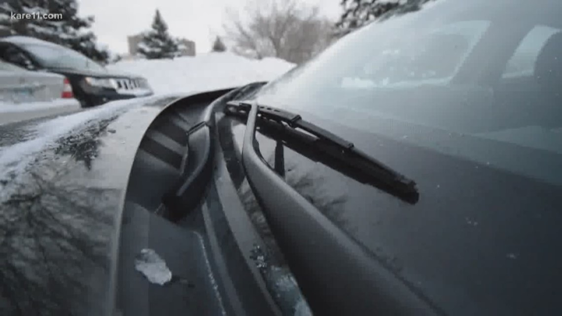 Should you leave your wipers up or down?