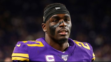 Vikings' Jayron Kearse arrested for DWI while driving on closed portion of I-94