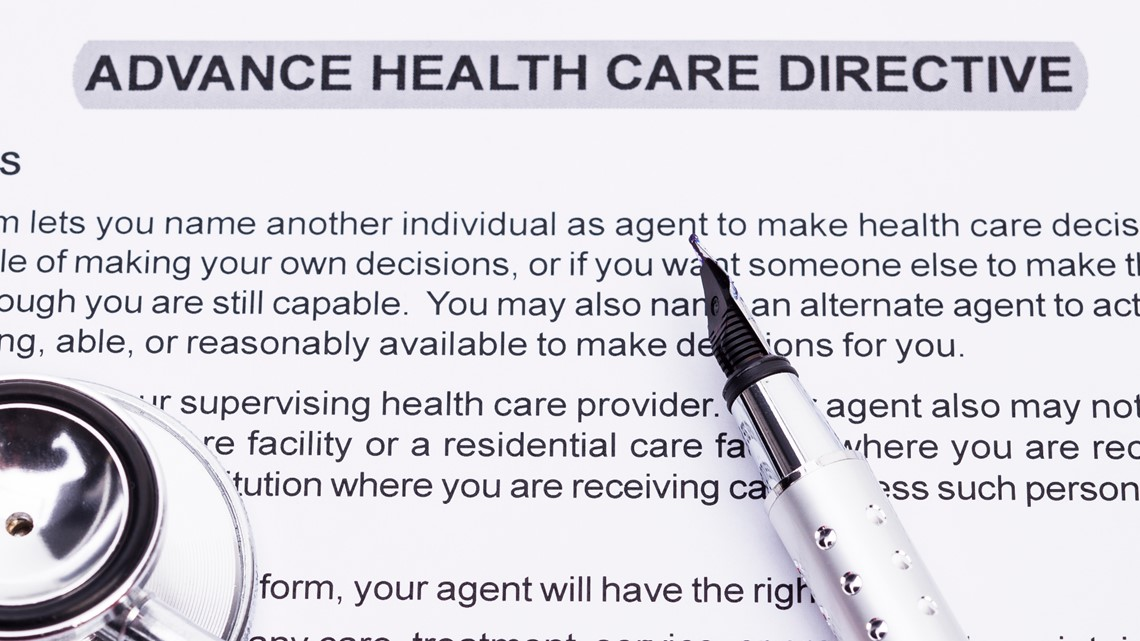 Real Men Wear Gowns: Advanced health care directives